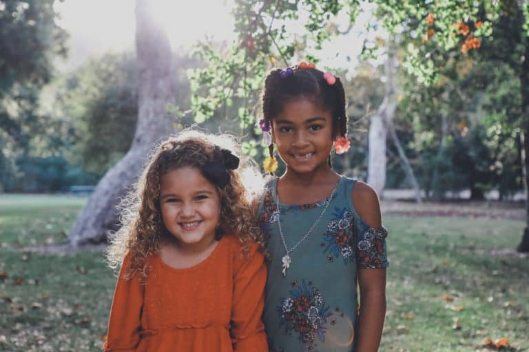 Diversity in children is important in early childhood education