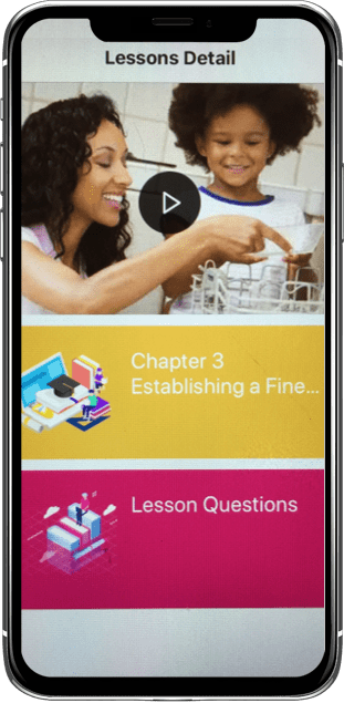 Role Model PD App for Parenting Curriculum
