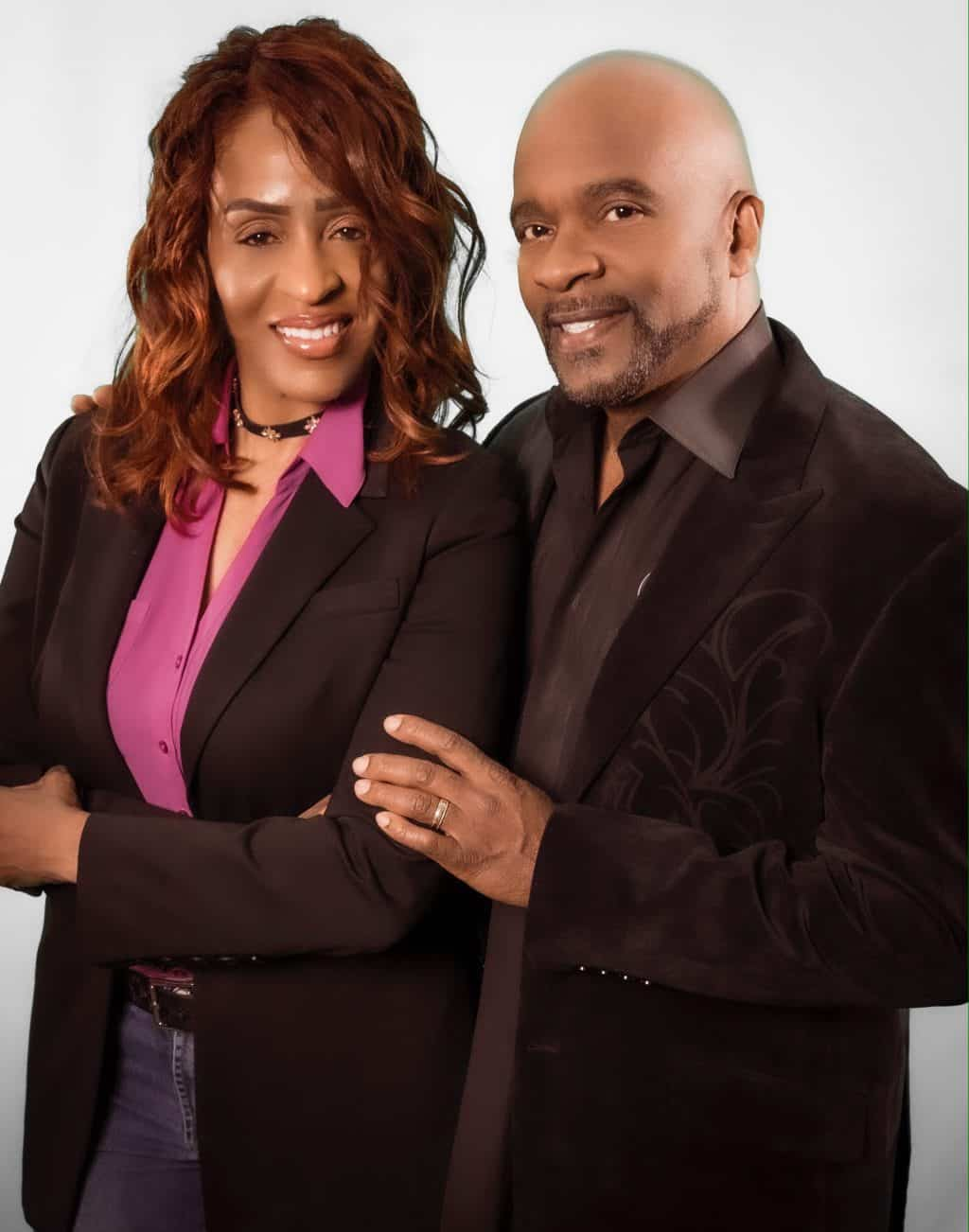 Shawn and Sheryl Brown of Role Model PD